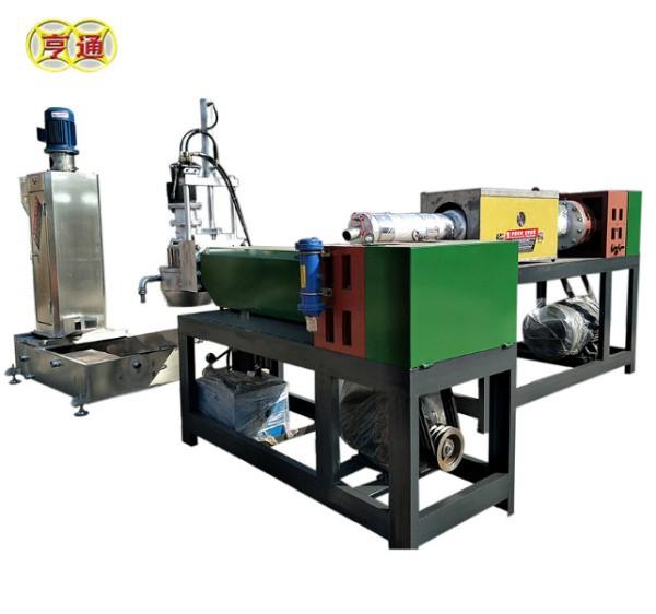 江蘇廢舊塑料再生造粒機
